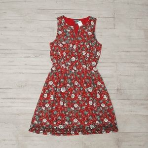 NWT Market and Spruce Embroidered Dress size M